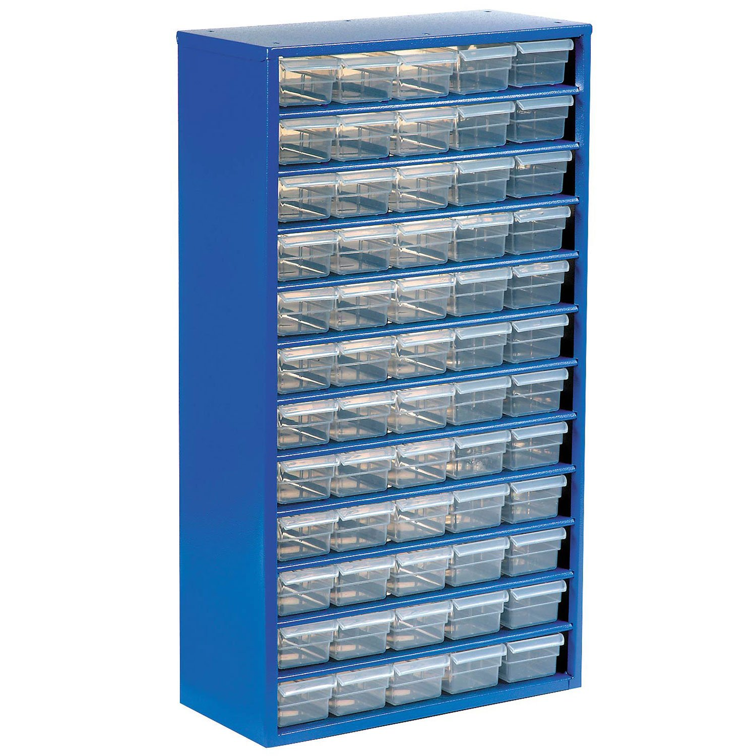 Amazon Multi Drawer Cabinet 60 Drawers Blue Steel