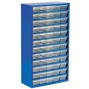 Merveilleux Amazon.com : Multi Drawer Cabinet, 60 Drawers, Blue, Steel : Everything Else