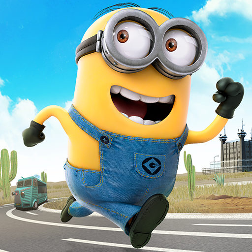 Minion Rush: Despicable Me Official Game (Apps And Store Games Play)