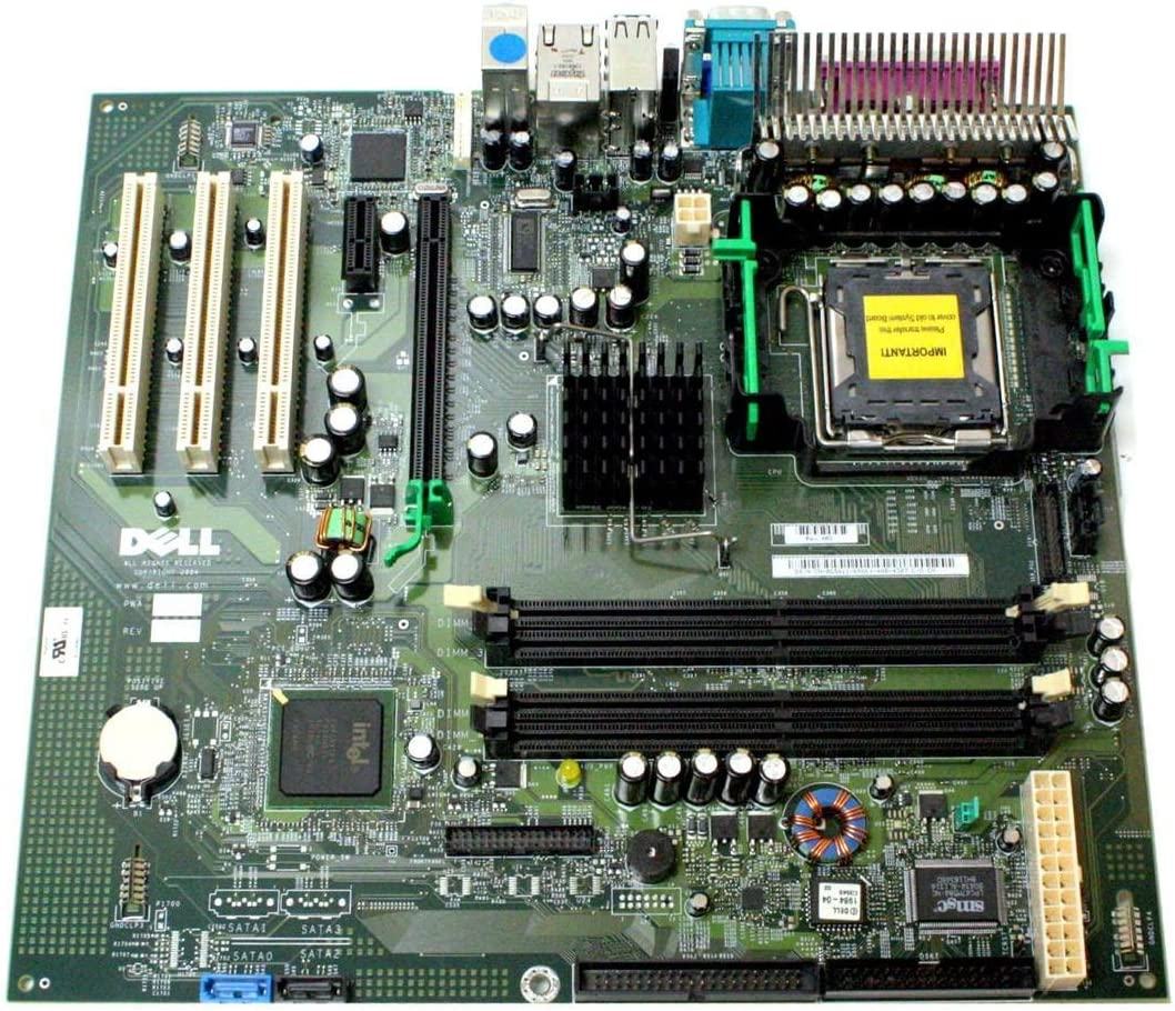 FC928 X7967 SMT System KC361 U4100 Compatible Dell Part Numbers: G5611 U7915 XF961 XF954 Y5638 Genuine Dell OptiPlex GX280 Motherboard Systemboard Mainboard For The Small Mini Tower H7276 K5146