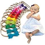 185242ee0f Amazon.com  Saver 9 inch Children Girls Crochet Tube Top Elastic ...