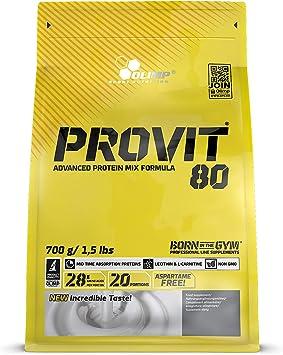 Olimp Sport Nutrition Provit 80 Zip Bag Proteína, Sabor ...