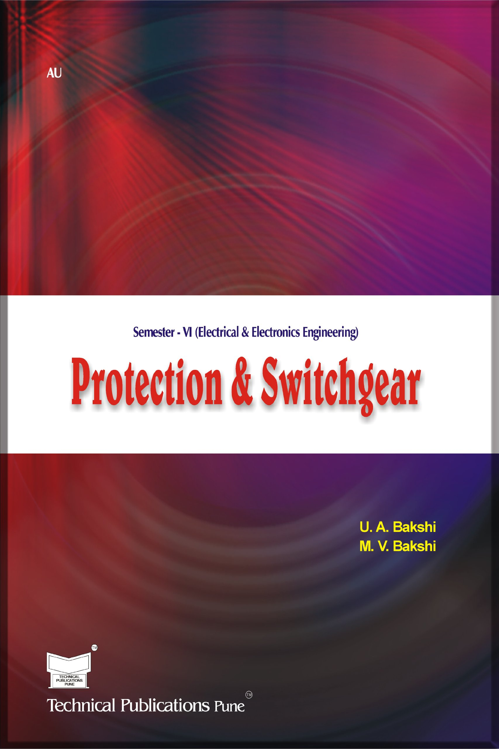 Power System Protection And Switchgear By Bakshi Pdf