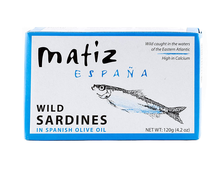 Matiz Espaa Sardines In Olive Oil 42 Ounce 2 Pack Amazon Grocery Gourmet Food