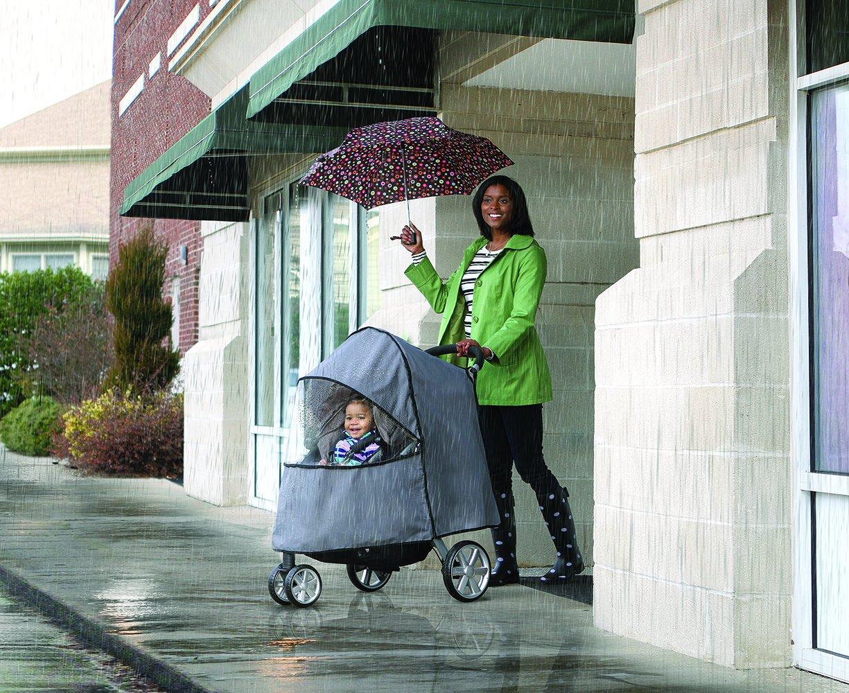 Pathway Strollers Wind and Rain Cover B-Free Britax Single B-Agile