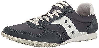 Saucony Originals Men's Bullet Classic Sneaker Navy Size 5.0