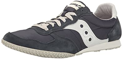 premium selection 0a082 75204 Saucony Originals Men s Bullet Classic Sneaker,Navy Gray,7 ...