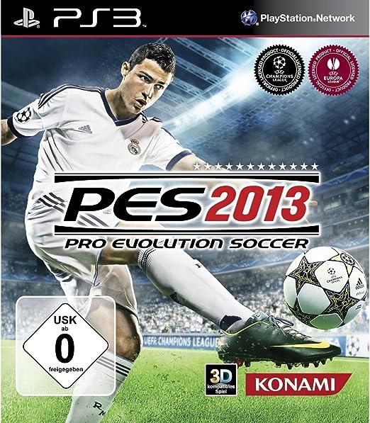 PES 2013 - Pro Evolution Soccer [Importación alemana]: Amazon.es ...