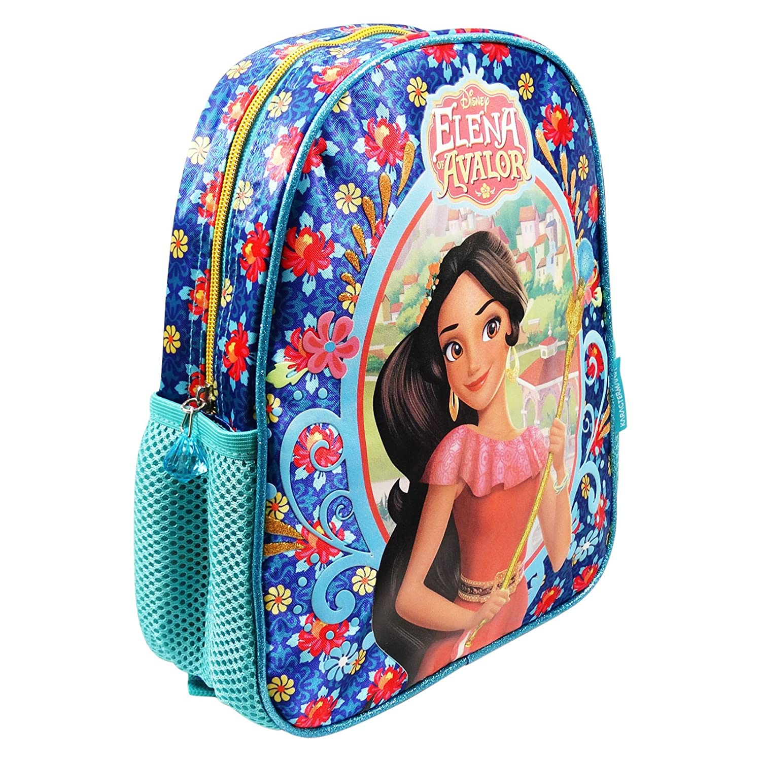Amazon.com | Disney Elena Of Avalor Destiny Primary School Backpack For Children Travel Freetime | Kids Backpacks