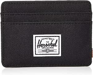 Herschel Charlie RFID, black, One Size