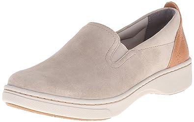 Dansko Women's Belle T Fashion Sneaker, Taupe Suede, 36 EU/5.5-6