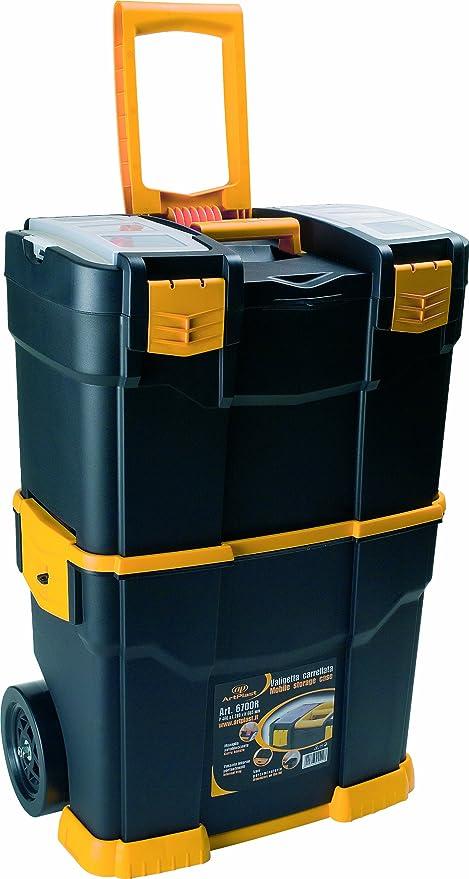 Art Plast 6700R caja de herramientas - cajas de herramientas (46 ...