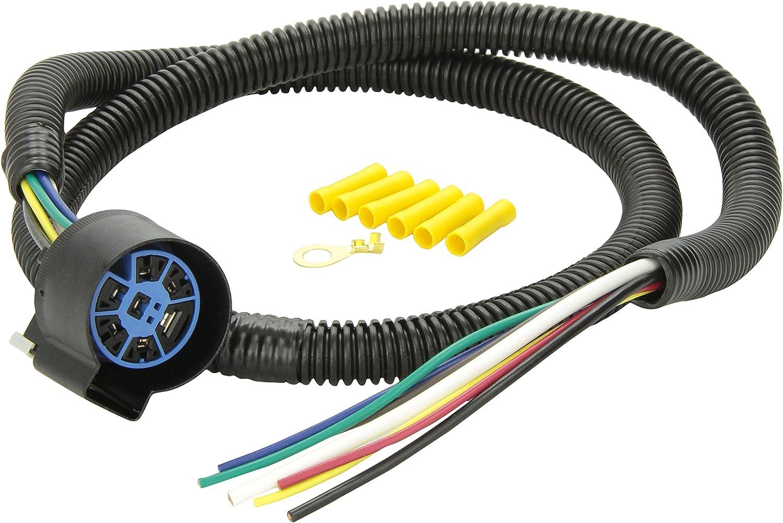 amazon.com: pollak 11-998 4' pigtail wiring harness: automotive  amazon.com