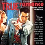 True Romance: Motion Picture Soundtrack (Limited 25th Anniversary Clear with White Splatter Vinyl Edition) [VINYL]