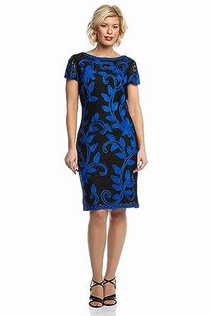Kleid als hochzeitsgast blau