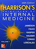 Harrison's Principles of Internal Medicine Vol 1 20/E (BOOK)