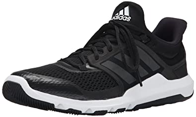 new concept 743a3 43cff adidas Performance Mens Adipure 360.3 M Training Shoe,BlackNight  MetallicWhite,