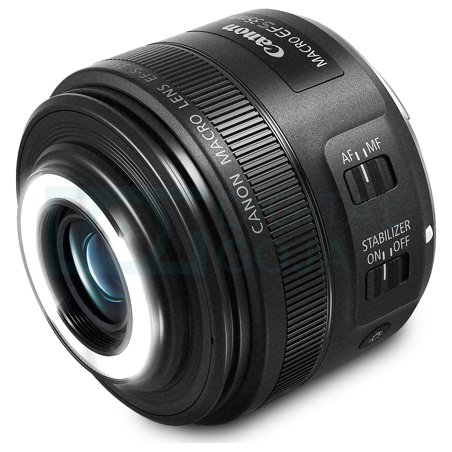 Canon EF-S 35mm f/2.8 Macro is STM Lens w/Essential Photo Bundle - Includes: Altura Photo UV-CPL-ND4, Camera Cleaning Set by Canon (Image #3)