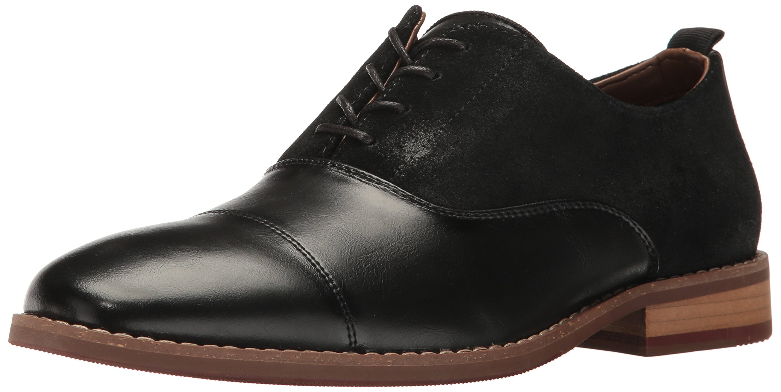 Call It Spring Men's Thaewet Oxford, Black Synthetic, 10.5 D US
