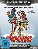 Companeros - Platinum Cult Edition (Blu-Ray + 2 DVDs + Audio-CD) limitierte Auflage 1000 Stück !! [Limited Edition]