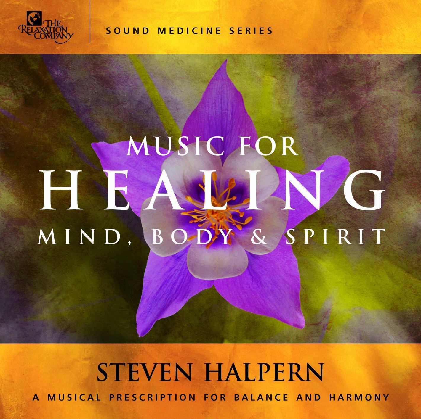 Music For Healing by HALPERN,STEVEN