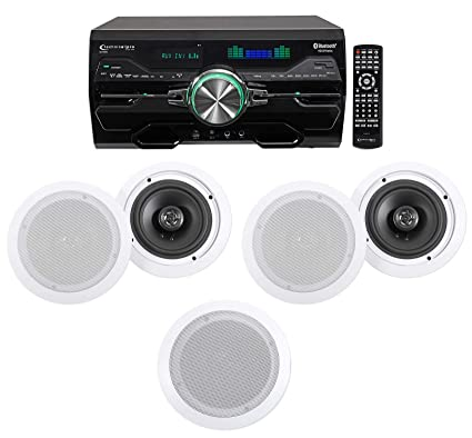Amazon.com: Technical Pro 4000w Home Theater DVD Receiver w ...