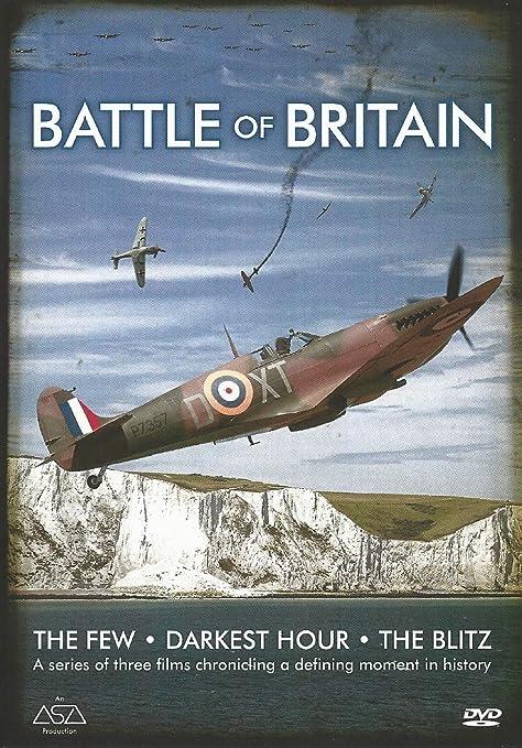 Battle of Britain 3 Documentaries The Few / Darkest Hour / The Blitz DVD Reino Unido: Amazon.es: Cine y Series TV