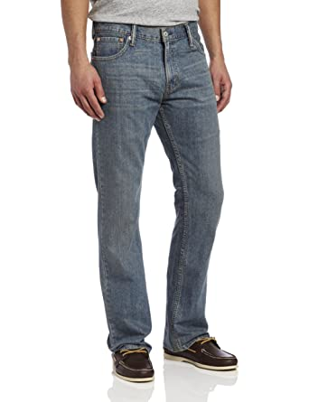 Amazon.com: Levi's Men's 527 Slim Bootcut Jean: Clothing