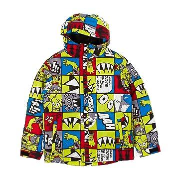 686 Boys Snaggle Strip Insulated Snow Jacket