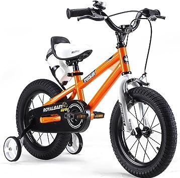 R-35,56 cm (14 pulgadas) - Bicicleta BMX Freestyle para niños ...