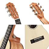 Donner Guitalele DGL-1 28'' Travel Guitar Ukulele
