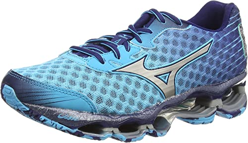 mizuno wave prophecy 4 silver