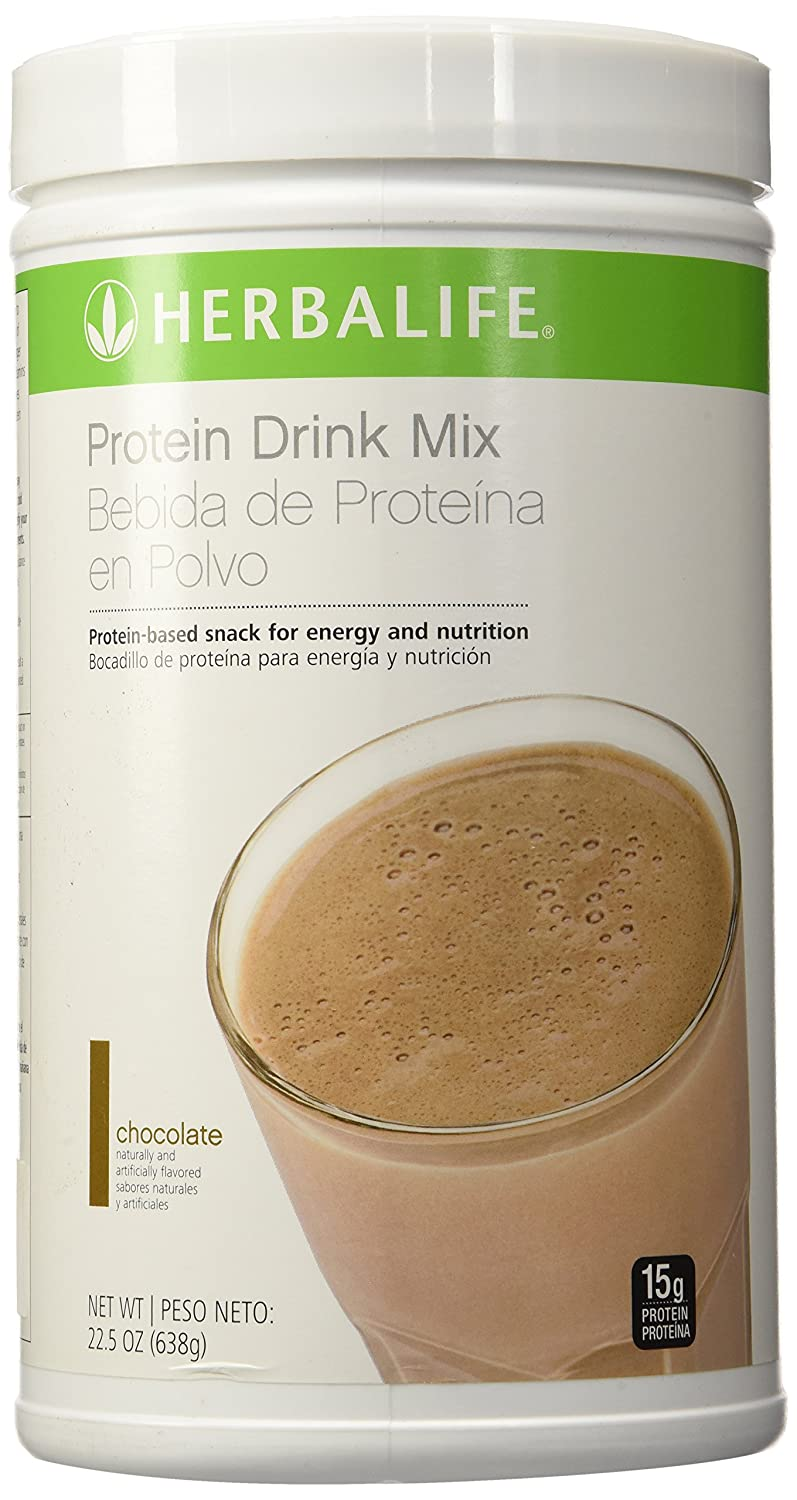 Amazon.com: Herbalife - Protein Drink Mix Chocolate 638g Canister ...