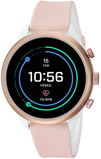 Amazon.com: Fossil Gen 4 Sport - Reloj inteligente con ...