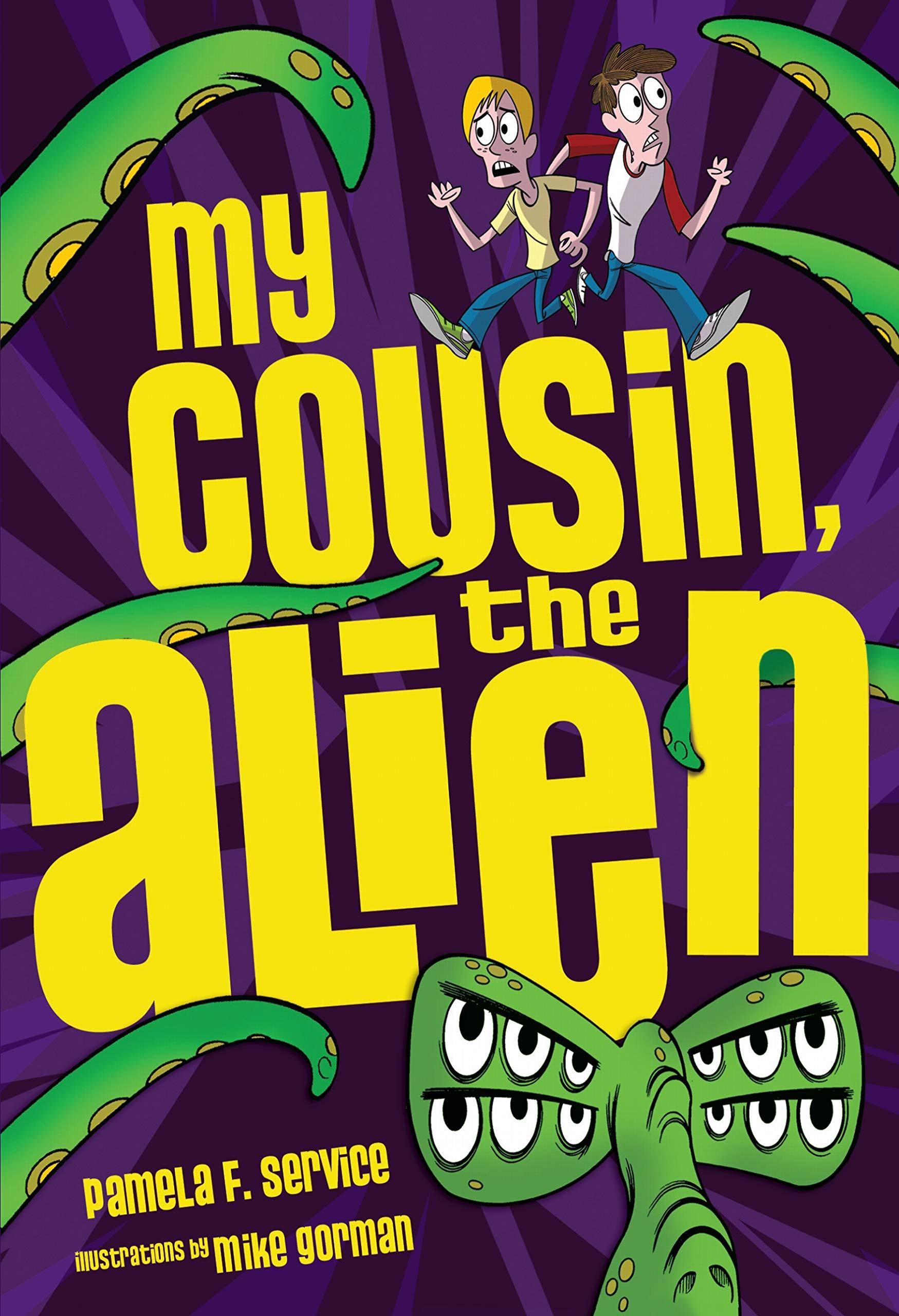 Read Online My Cousin, the Alien (Alien Agent) PDF