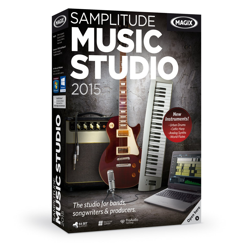 MAGIX Studio 2015 Samplitude Music Studio 2015 [並行輸入品] [並行輸入品] B00O66GDT6, タカラヅカシ:e1cb6819 --- itxassou.fr