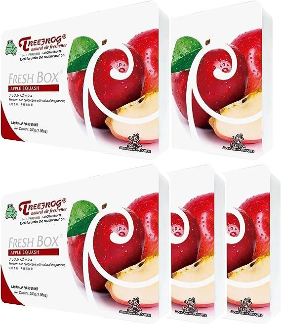 TREEFROG FRESH BOX Apple Squash Scent 5 Packs