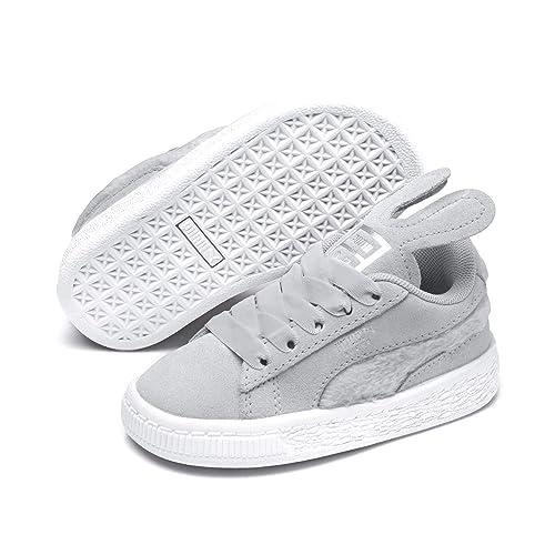 info pour 4fd87 d5211 Puma Suede Easter Kids Sneaker: Amazon.co.uk: Shoes & Bags