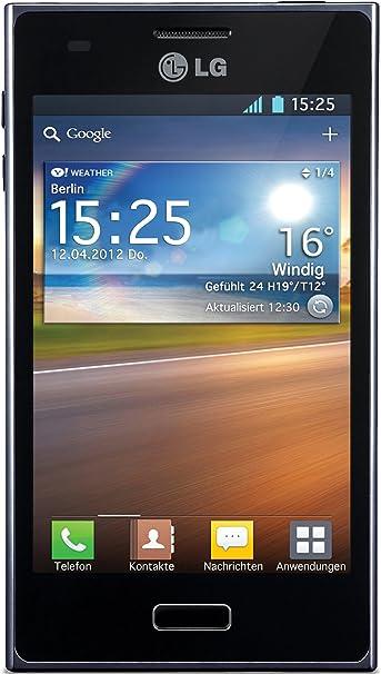 LG Optimus L5 - Smartphone libre Android (pantalla táctil de 4 ...