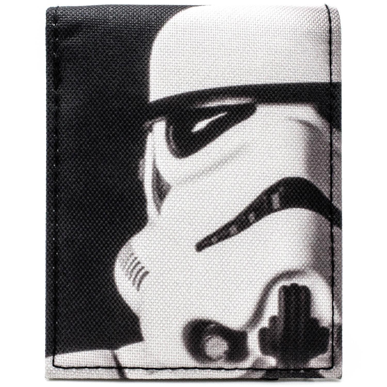 Disney Star Wars Galactic Trooper Nero portafoglio 28856