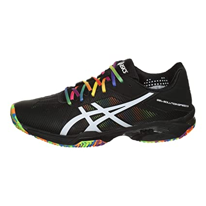asics gel-solution speed 3 men's tennis shoe maker