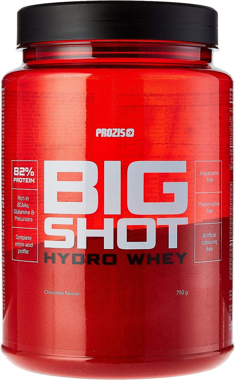 Prozis Big Shot Hydro Whey, Sabor Chocolate - 750 gr: Amazon ...