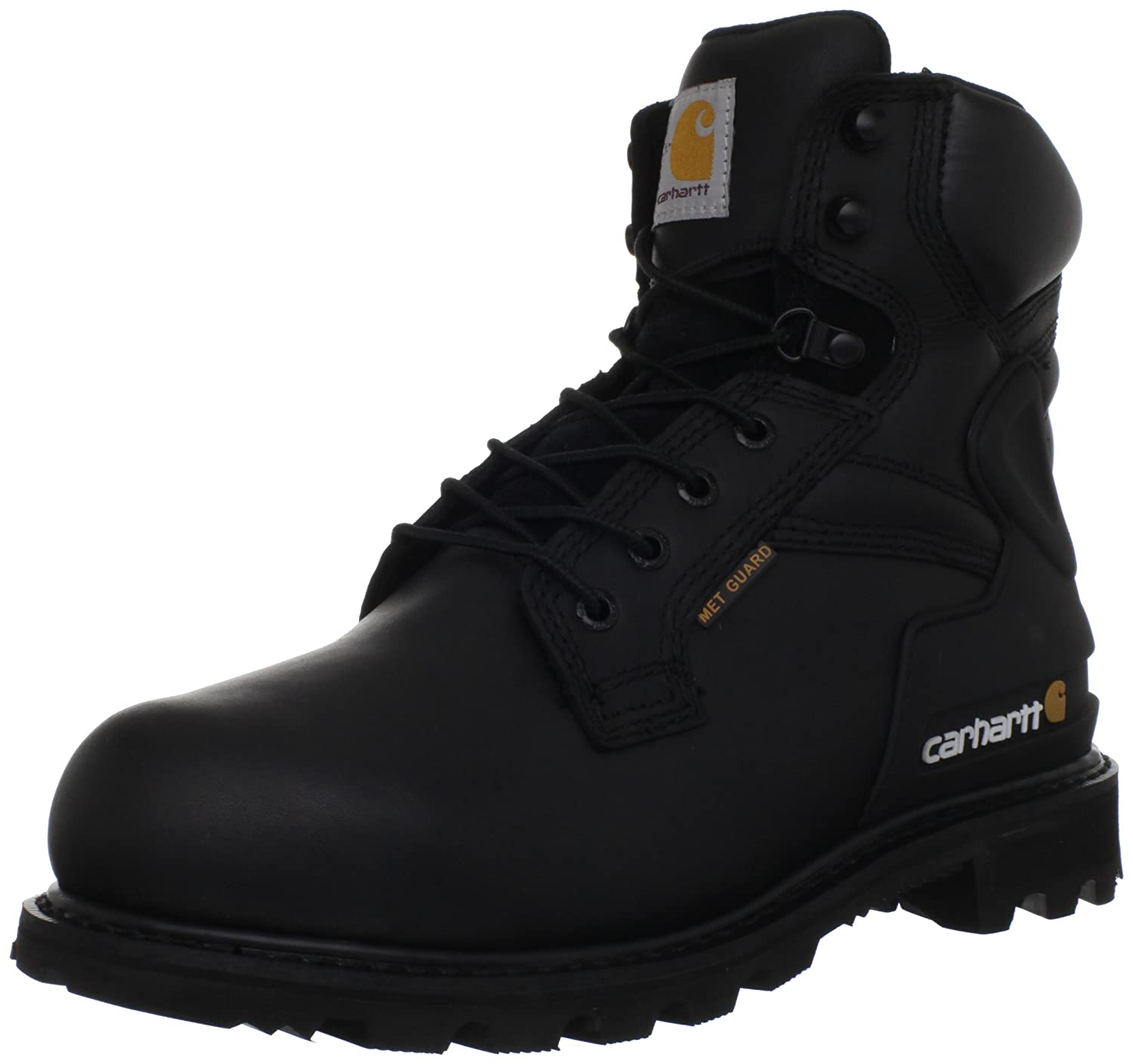 Carhartt メンズ B007UXO7G8 9 2E US|Black Oil Tanned Black Oil Tanned 9 2E US