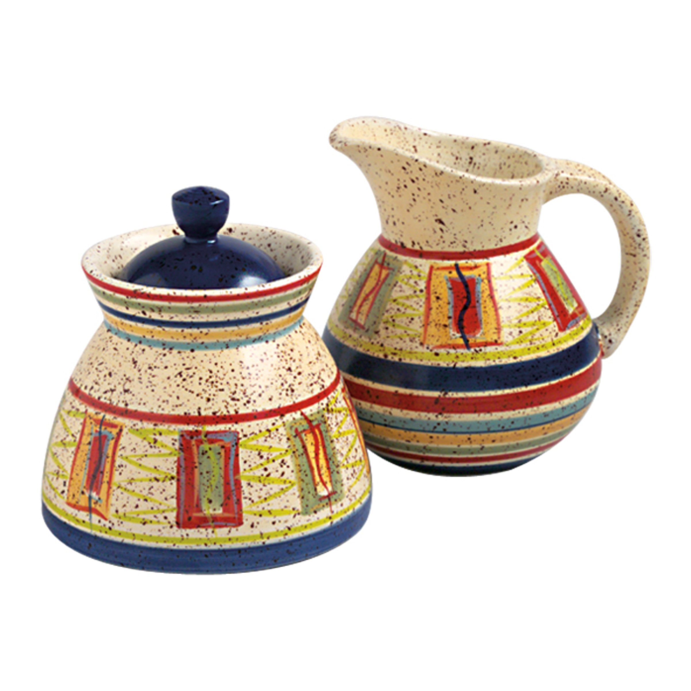 Pfaltzgraff Sedona Sugar and Creamer Set