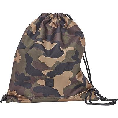 Urban Classics Gym Bag Streetwear Zaino Palestra