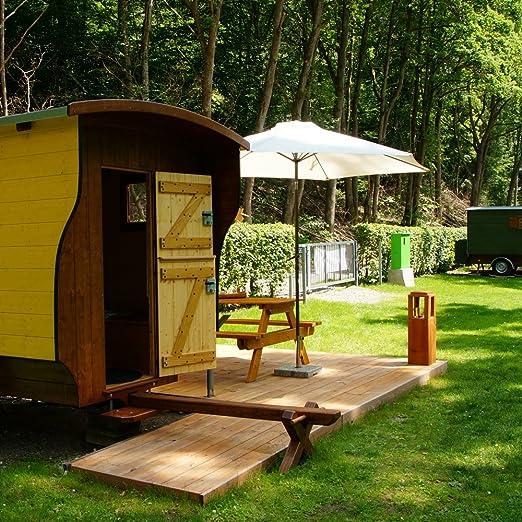 experiencia cupones: Ã & # X153; bernachtung en Schã € ferwagen en Wild Berg (1 persona) | meventi regalo Idea: Amazon.es: Deportes y aire libre