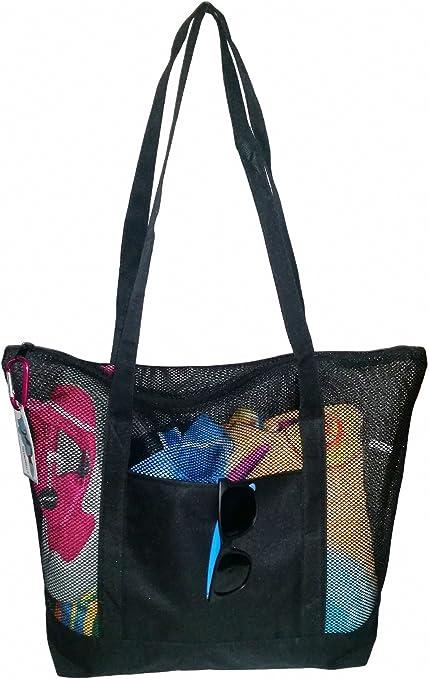 Kreatur Beach Mesh Tote Bag