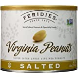 40oz Can Salted Virginia Peanuts