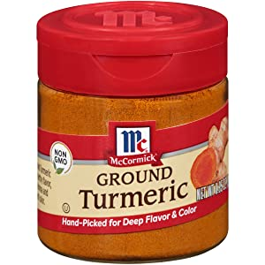 McCormick Ground Turmeric (Keto Friendly), 0.95 oz