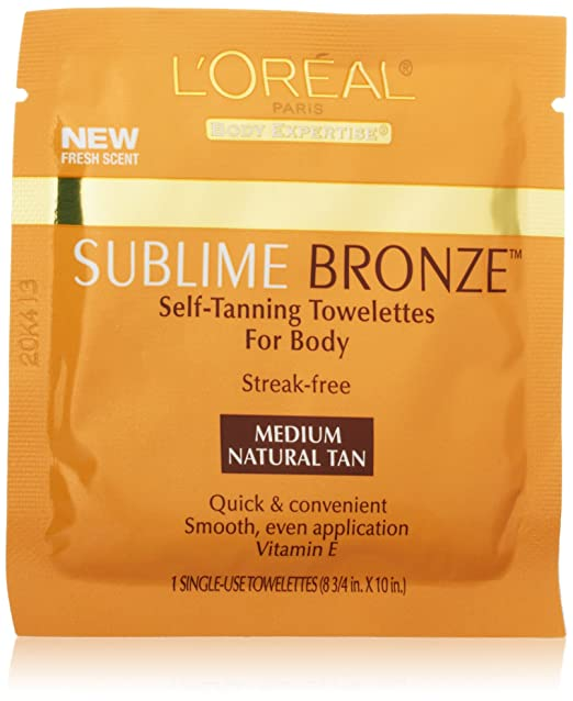 best self tanning towelettes